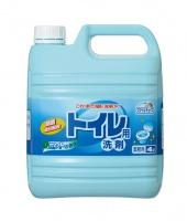 スマイルチョイストイレ用洗剤業務用4